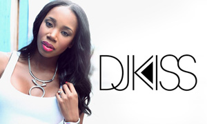 DJ Kiss - Intelligence and Beauty all WIRED into One Woman