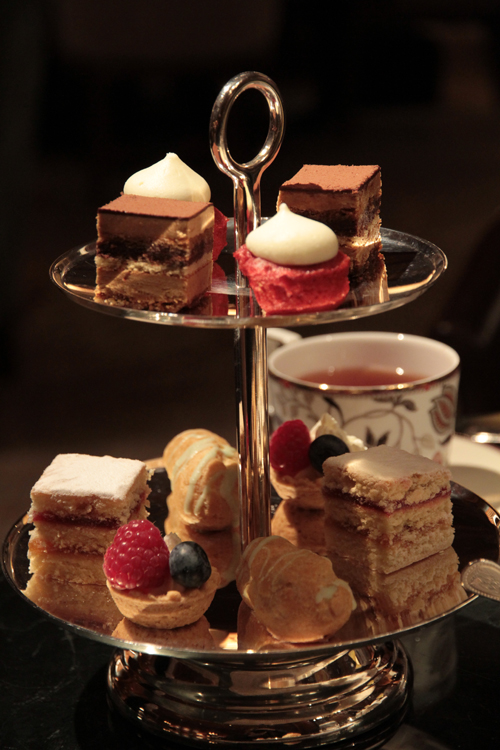 The Ritz-Carlton New York, Central Park The Luxury Hospitality ExperienceAfterNoonTea500
