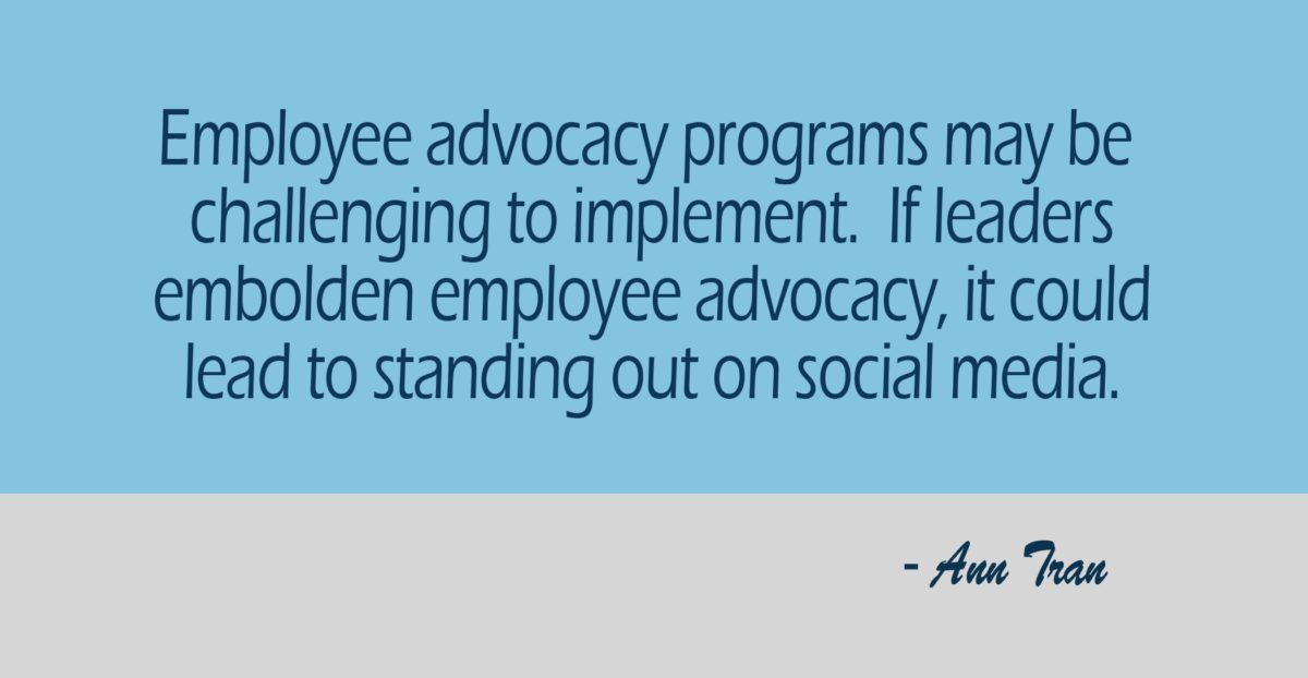 Five Steps to Safe Employee Advocacy on Social Media