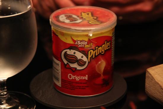 Pringle Can