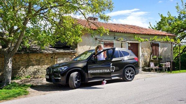 BMWShareIstria